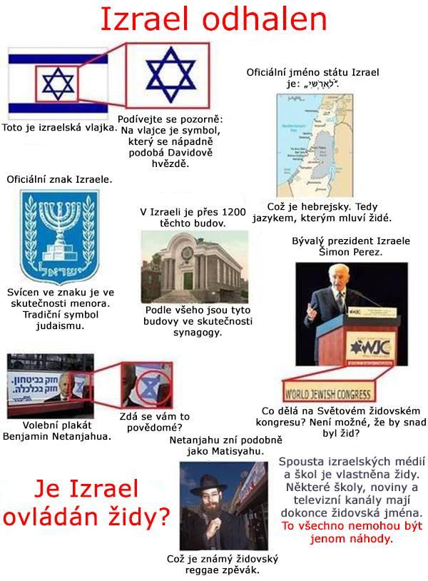 Izrael a Zidia