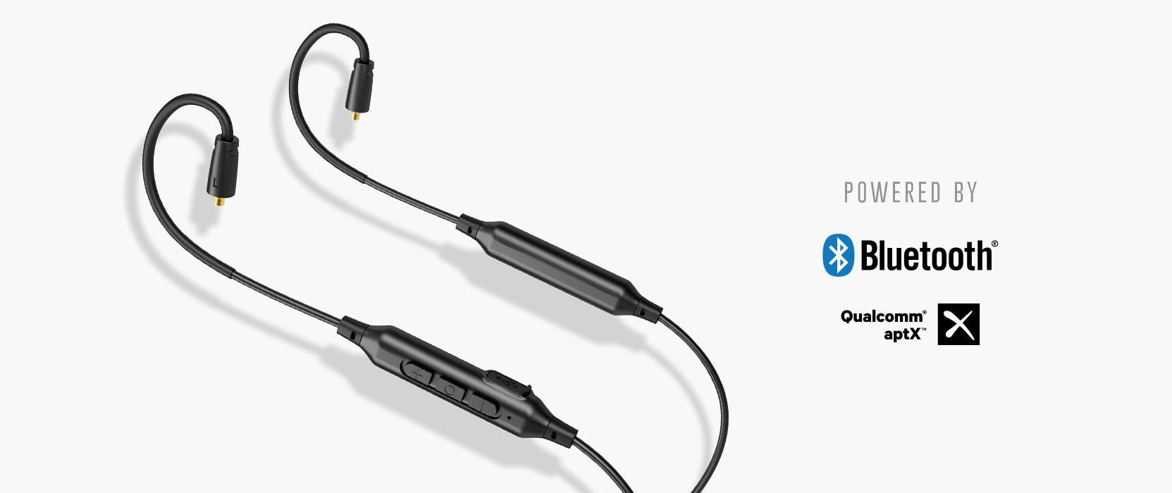 MEE audio BTX1 Universal Bluetooth Wireless MMCX adapter