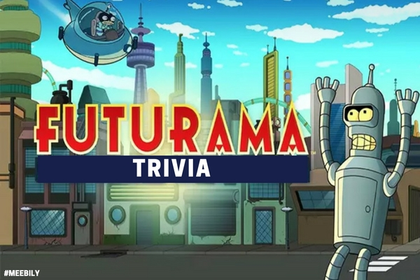 Futurama Trivia Question & Answers