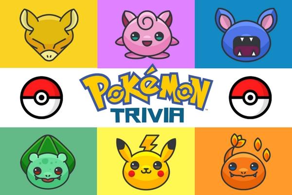 Pokemon Trivia Questions & Answers - Meebily