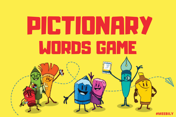 Pictionary Words & Phrases Game Ideas