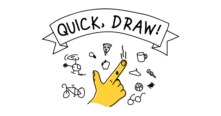 Quick Draw Pictionary Game