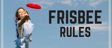 Frisbee Rules How to Play Frisbee