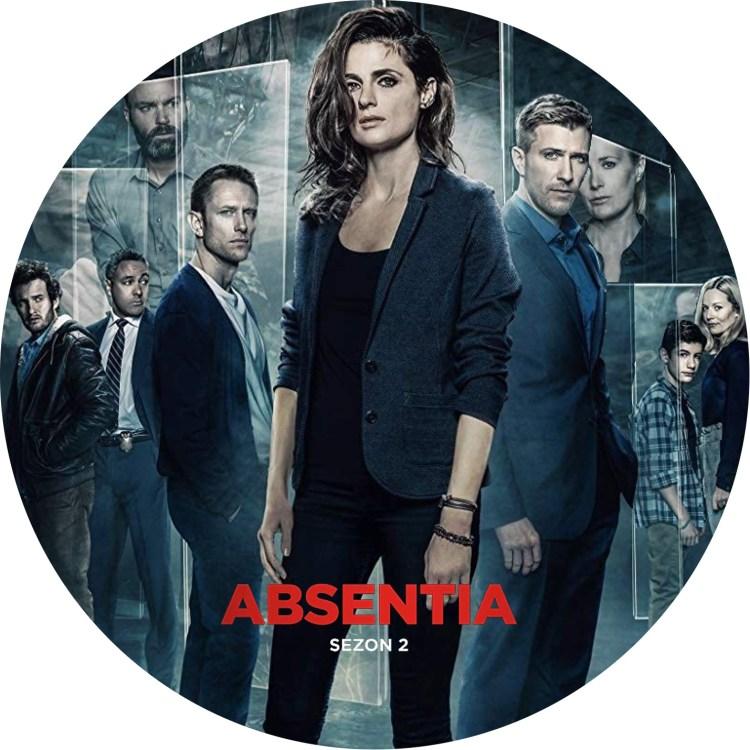 アブセンシア2 の DVDラベル