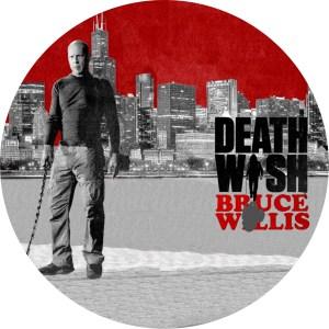 デスウィシュ death wish DVDラベル