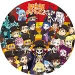 異世界カルテット 2 期 DVDラベル
