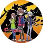 デジモンゴーストゲーム DVDレーベル