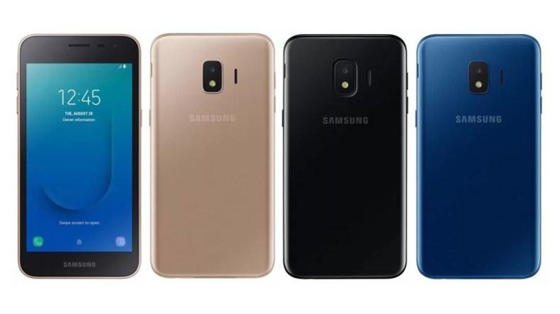 Galaxy J2 Core 2020