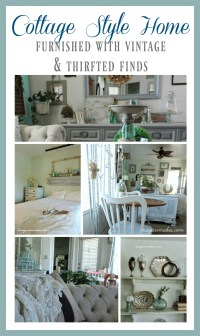Cottage Style Home - What Meegan Makes