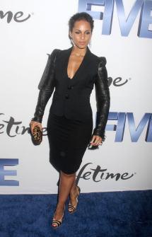 Alicia Keys Red Carpet Meeko Spark Tv