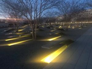 9/11 Pentagon Memorial