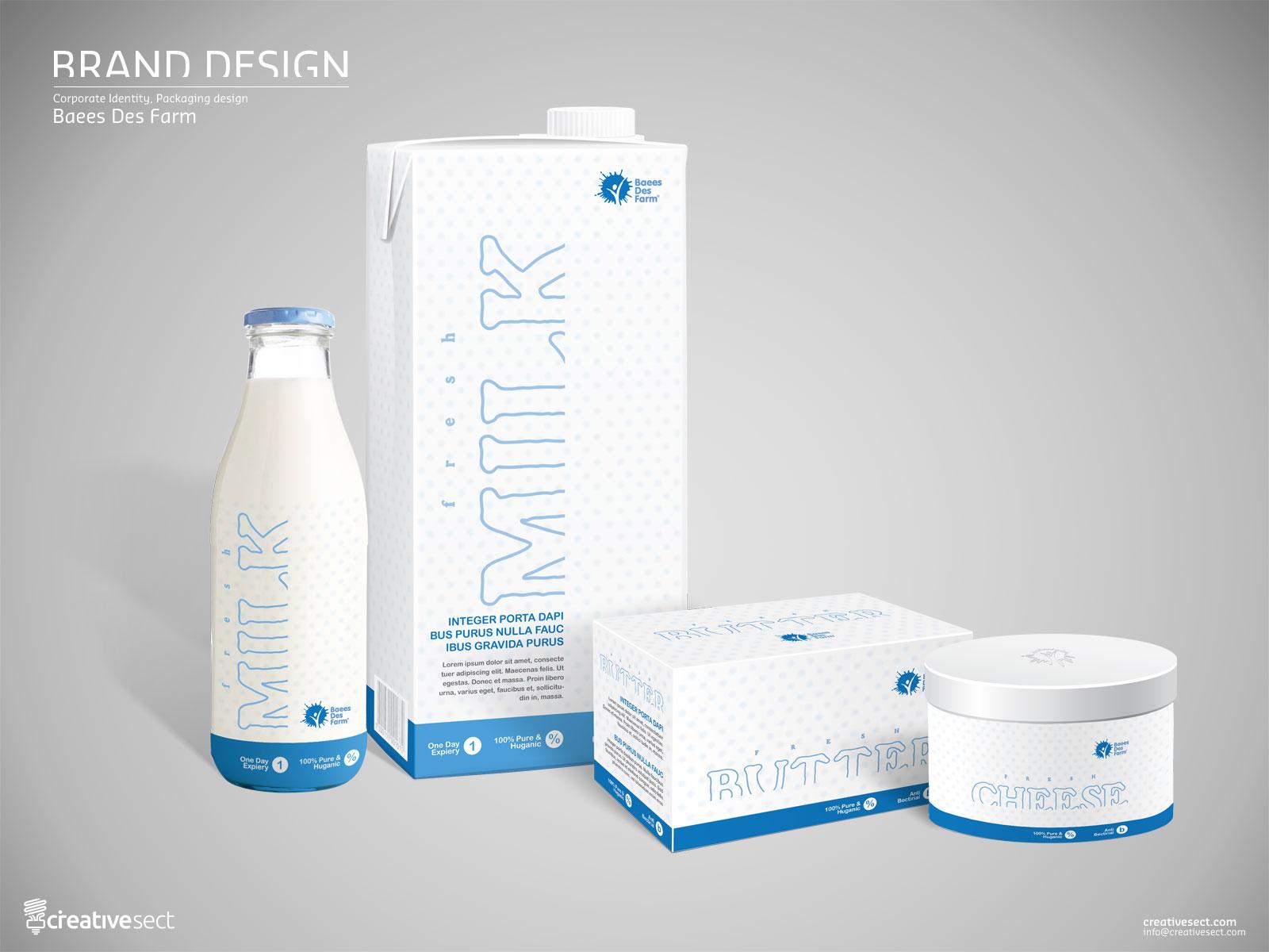 Dairy Packaging  Meemjees Blog