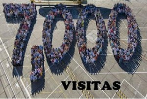 7000 VISITAS