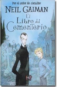El libro del cementerio, Neil Gaiman
