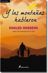 Y las montañas hablaron, Khaled Hosseini