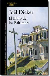 El libro de los Baltimore, Joël Dicker