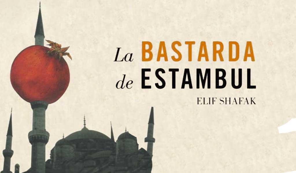 La bastarda de Estambul, Elif Shafak