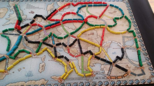 20 Ticket To Ride America Map Pictures And Ideas On Meta Networks