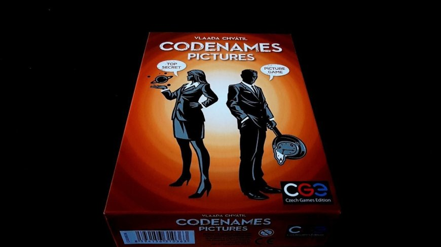 Codenames box art