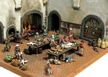 SG Mirliton SG Mirliton: The Medieval Kitchen #KIT011