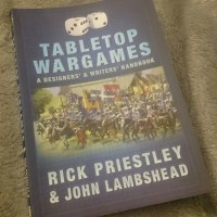 Tabletop Wargames – A Designers' & Writers' Handbook: Jon Yuengling's thoughts...