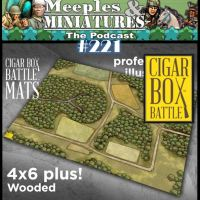 Meeples & Miniatures - Episode 221 - Cigar Box Battle