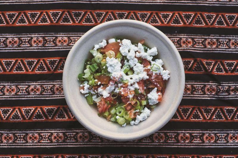 Salata Dakwa New York Kultrezepte