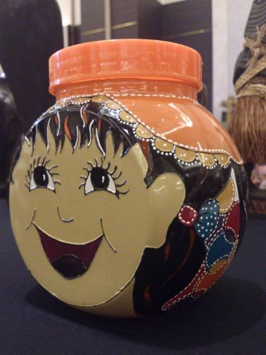 Kiddo Kiddo - Glass Jar Series @Meerakatja 2013
