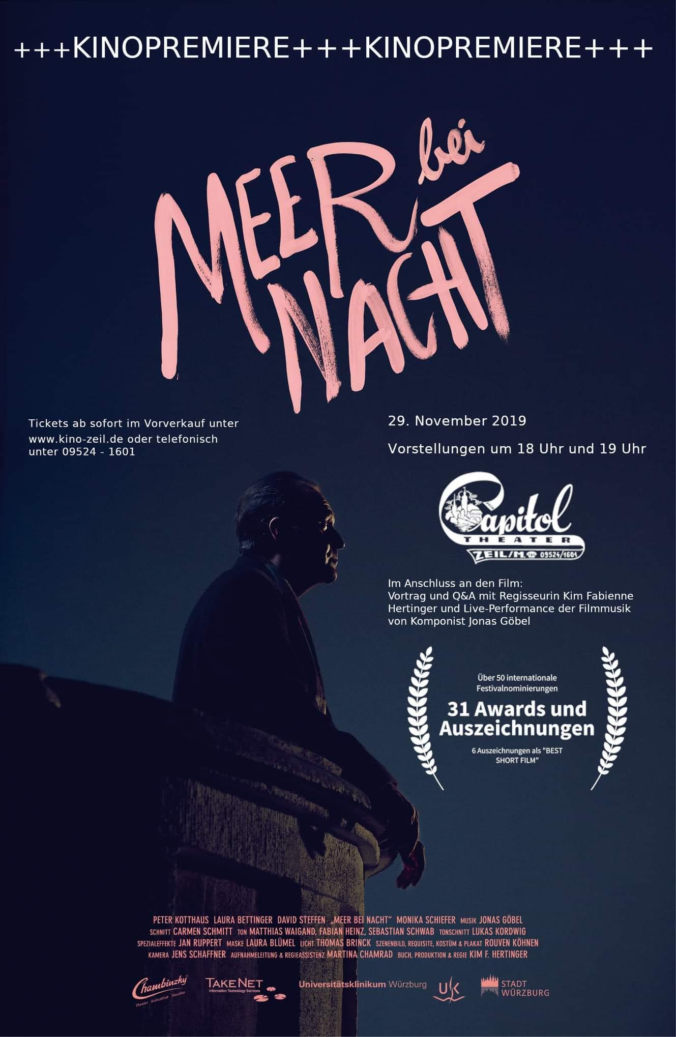 Regionale Kinopremiere Zeil 2019