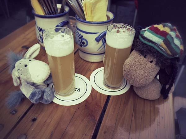 Und in Bonn trinkt man Bönnsch.