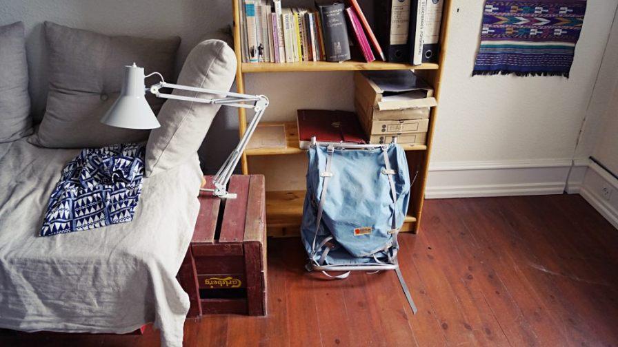 Der Rucksack der 70er Jahre