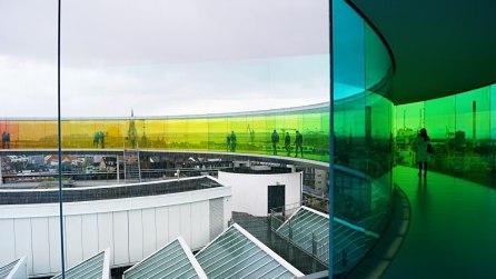 Your rainbow panorama, Ólafur Elíasson