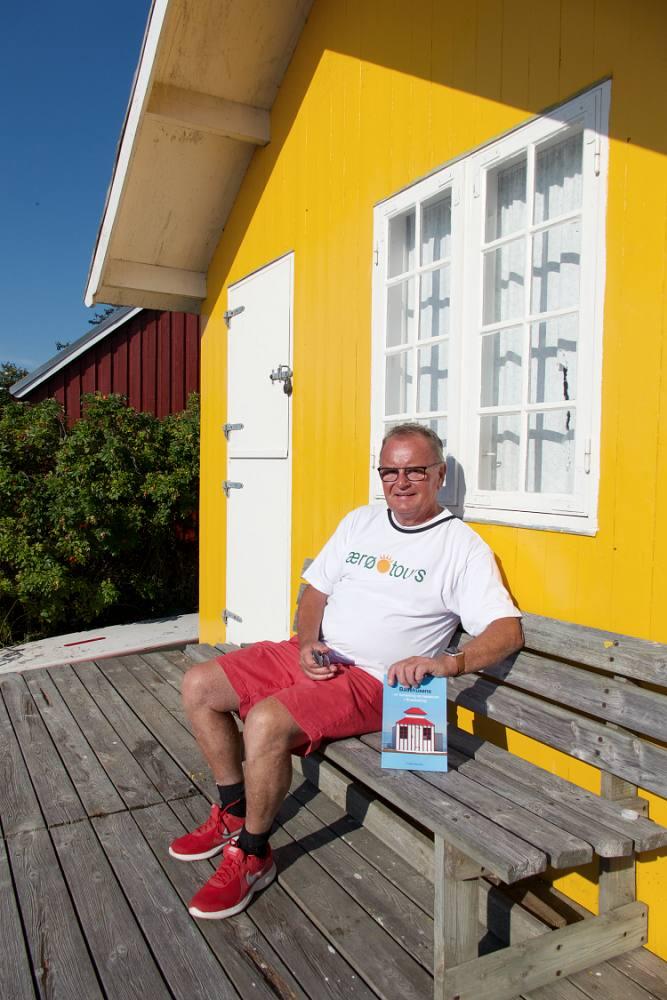 Allan Harsbo, Badehusene Ærø