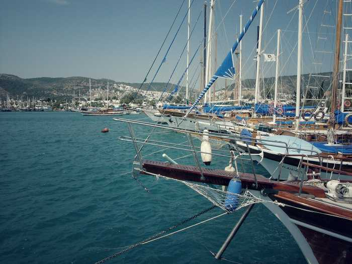 Saint Tropez auf Türkisch?