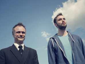 Nils und Sven von DFDS