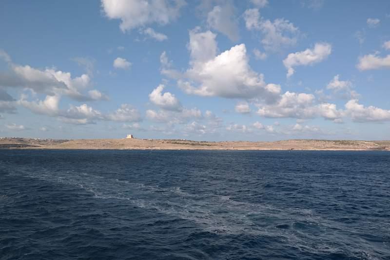 Mit der Fähre nach Gozo