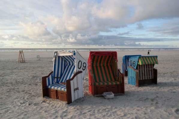 Strandliebessessel