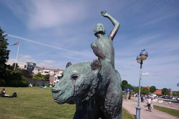 Skulptur von Vigeland