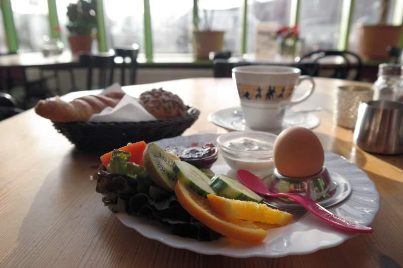 Café Affenbrot, Lübeck