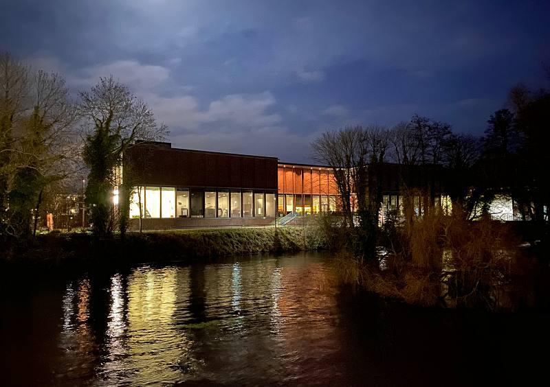 Een nacht in het Museum Lünburg