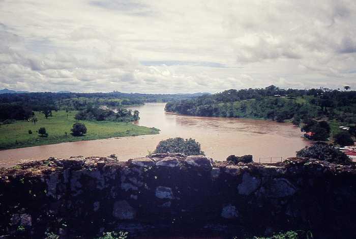 Tschüss, El Castillo! Tschüss, Río San Juan!