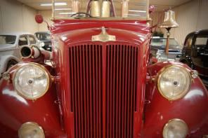 Vintage-Feuerwehr