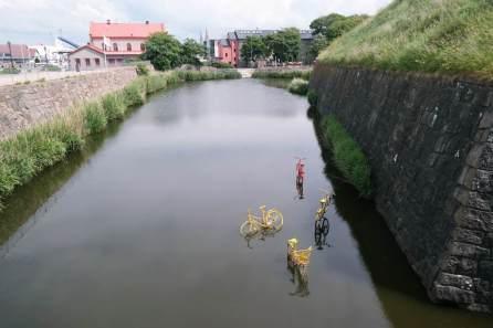 Kunst im Kanal