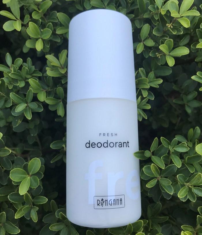 Deodorant von RINGANA ohne Aluminiumsalze
