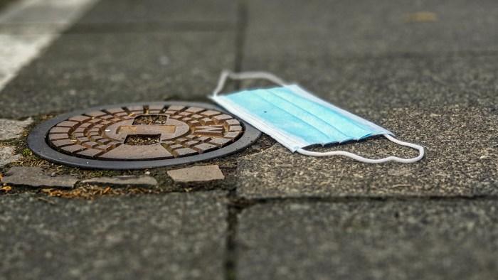 Müll gehört nicht auf die Straße #müllfasten21