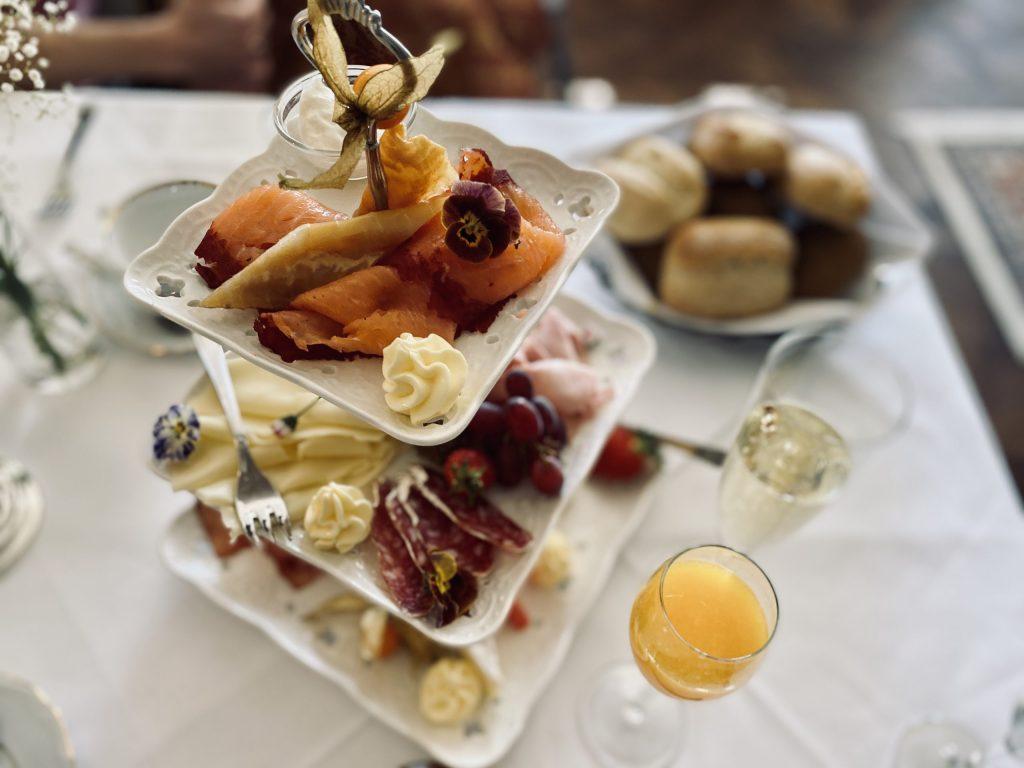 Piano-Frühstück im Schlossgut Gorow