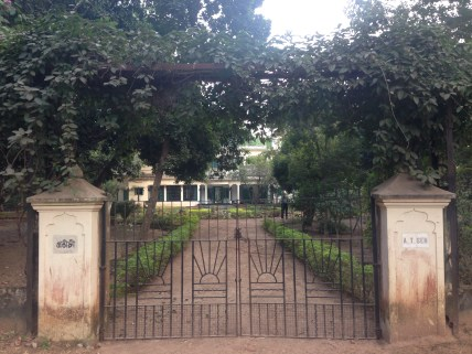 Nobel-prize winning Amartya Sen's house!