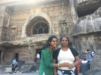 Me with ma