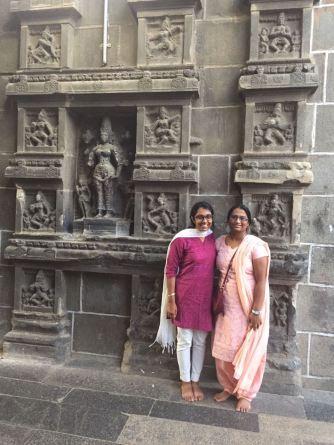 At Chidambaram temple
