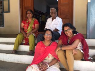 Bookshop at Ramana Maharishi Ashram